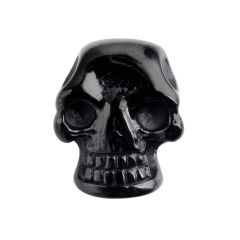 Stainless Steel Beads Gothic Punk Skull Beads For Jewelry Making Hand Made DIY